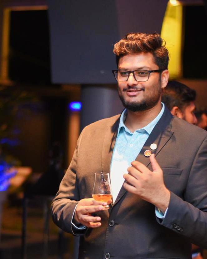 Yash M Bhamre, Brand Ambassador Paul John